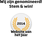 Stem op Gezondheidsplein als website van het jaar!
