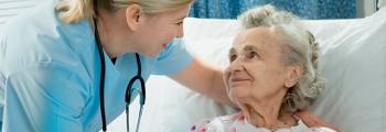 Vrouw in ziekenhuis vanwege pneumokokkenziekte
