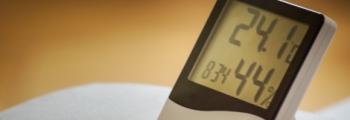 Goede luchtvochtigheid belangrijk voor gezondheid