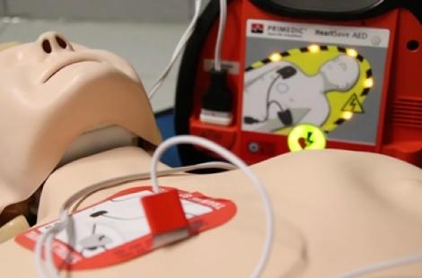 Landelijk tekort van 5000 AED's