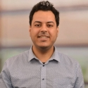 Z. Bodalal, arts-onderzoeker bij het Nederlands Kanker Instituut