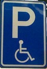 Hulpmiddelen bij MS: een eigen parkeerplek