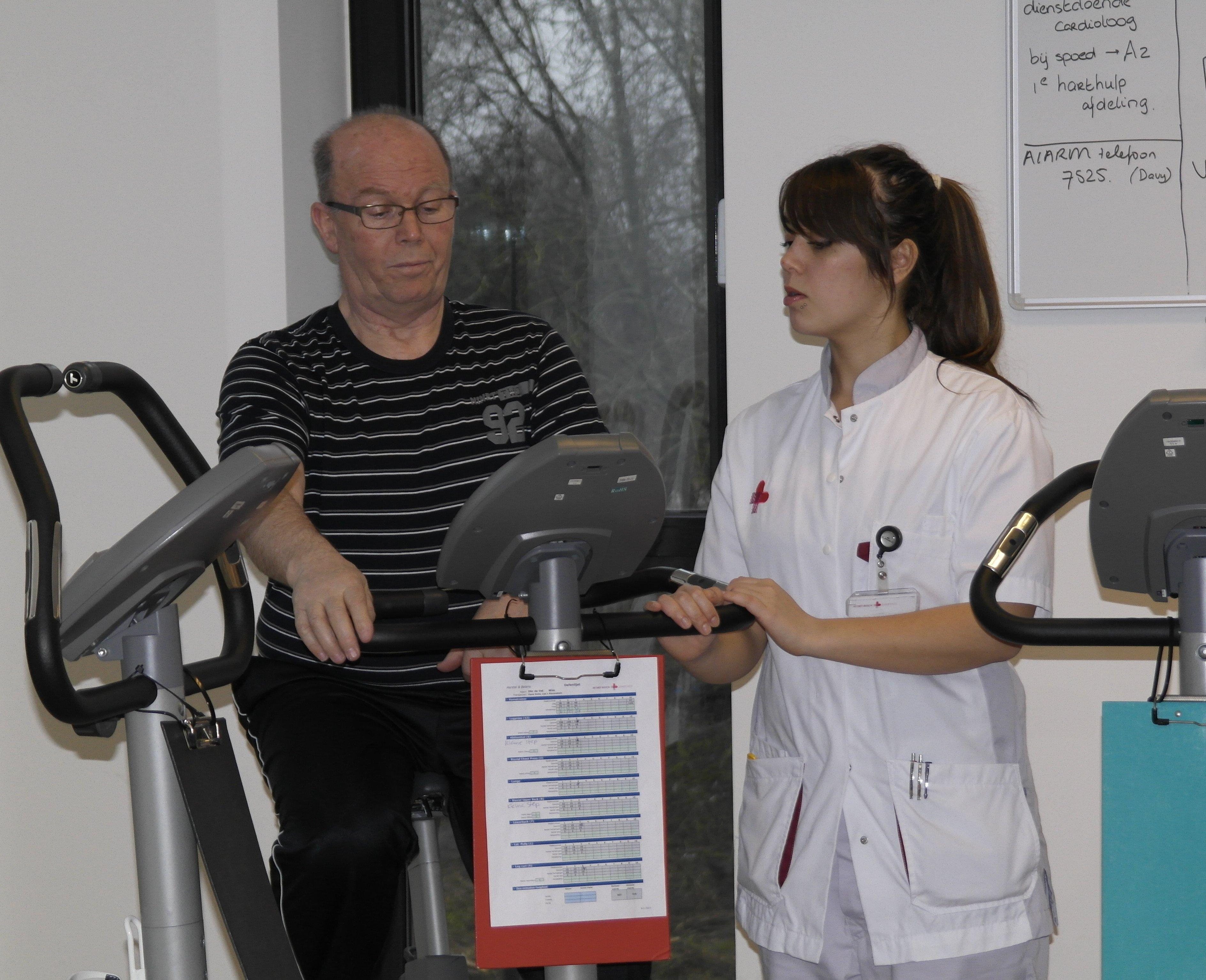 Revalidatie na kanker- Speciale focus op verminderen van vermoeidheid