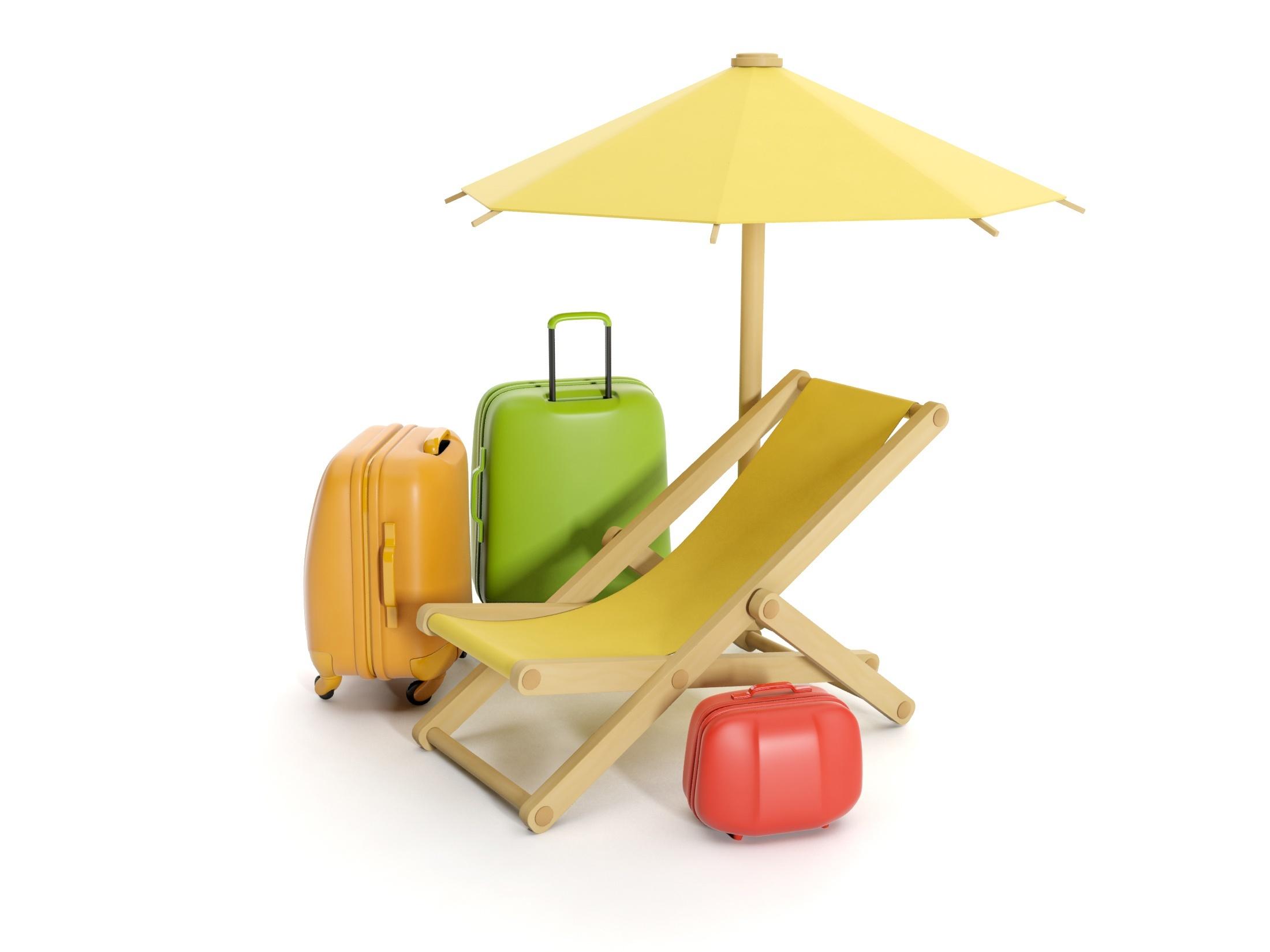 Op vakantie!
