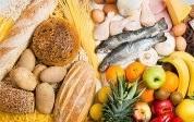 Gezonde voeding, rijk aan mineralen